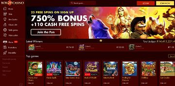Box24 bonuses and promotions