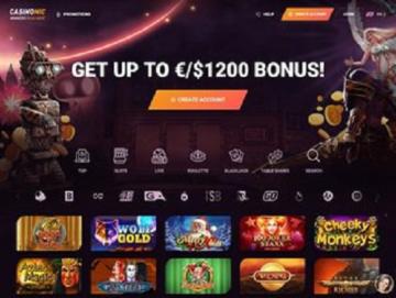 Casinonic Games