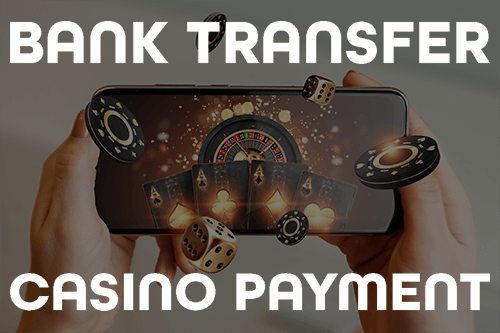 Making a Bank Transfer Withdrawal