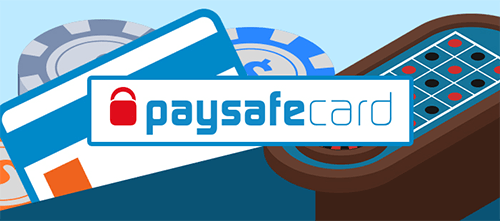 Making a Paysafecard Withdrawal