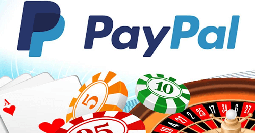 PayPal Casino Games