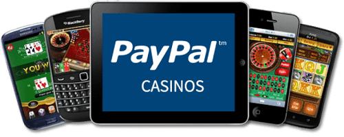 Top 10 PayPal Casinos