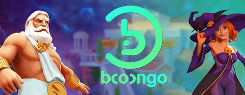 History of Booongo