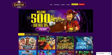 High Country Casino Bonus Codes