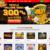 Lucky Hippo Virtual Casino Games