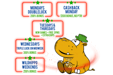 Lucky Hippo VIP Club