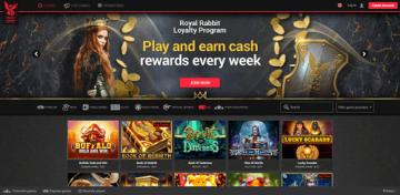Royal Rabbit Casino Virtual Casino Games
