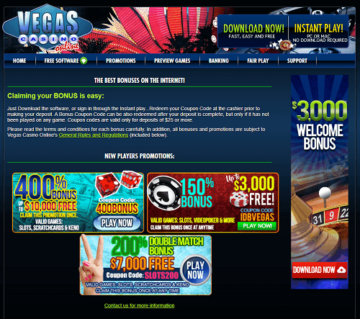 Vegas Casino Online Video Slots