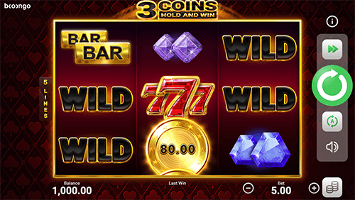 How You Can Play 3 Coins Hold and Win