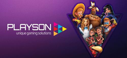 Top Playson Casinos Games