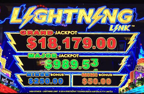 Lightning Link Slot Gameplay